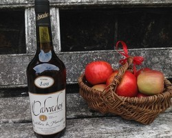 Calvados AOC Vieux 8 ans d'âge 42% Vol