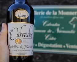 Calvados AOC Vieille Réserve 12 ans d'âge 42% Vol