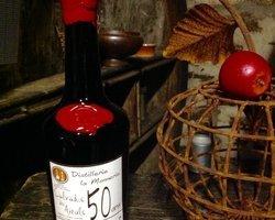 Calvados AOC 50 ans d'âge Calvados des Aïeuls 42% Vol