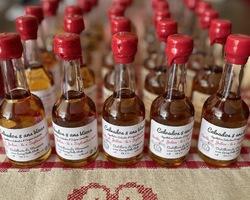 Pack de 12 Mignonnettes 5cl - Calvados 8 ans d'âge
