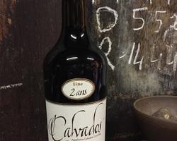 Calvados AOC Fine 2 ans d'âge 42% Vol