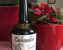 Calvados 8 ans d'âge bouteille 70cl | Vieux-en